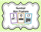 http://www.teacherspayteachers.com/Product/Number-Posters-Bright-Chevron-750792