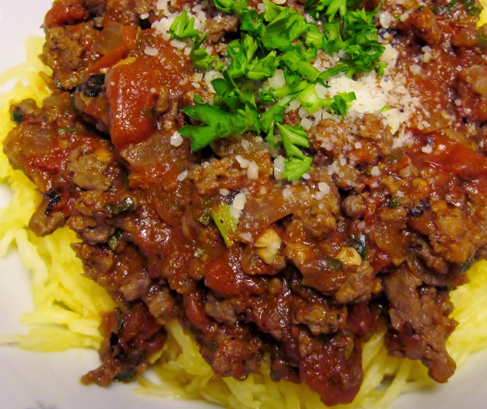 recipe for tomato beef sauce