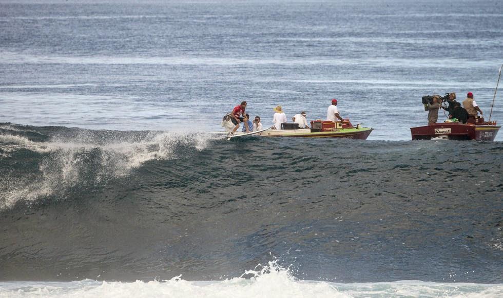 Billabong Pro Tahiti 2014 Taj Burrow Foto ASP Will H S