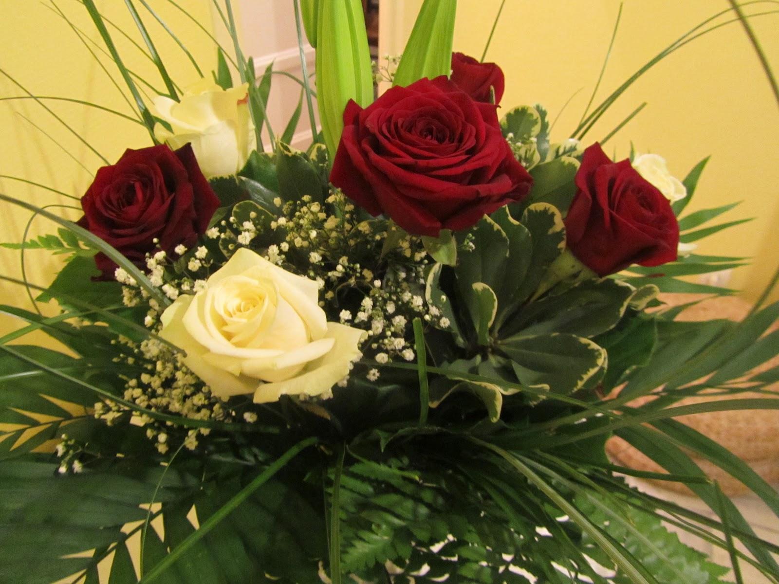 Bouquet De Fleurs Anniversaire Un joli bouquet de fleur