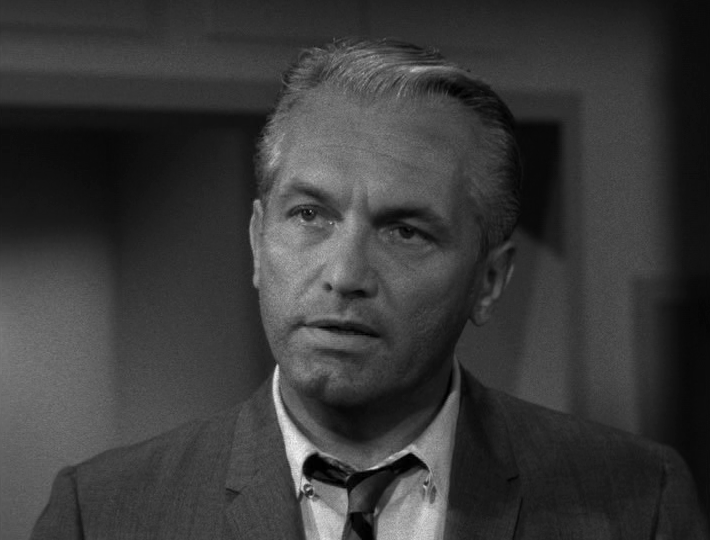 ted knight twilight zone