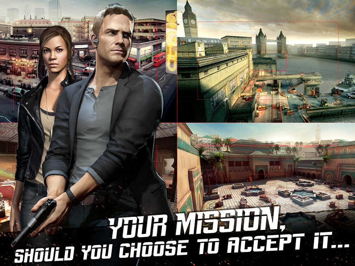 Mission Impossible: Rogue Nation Free App Game By Glu Games Inc