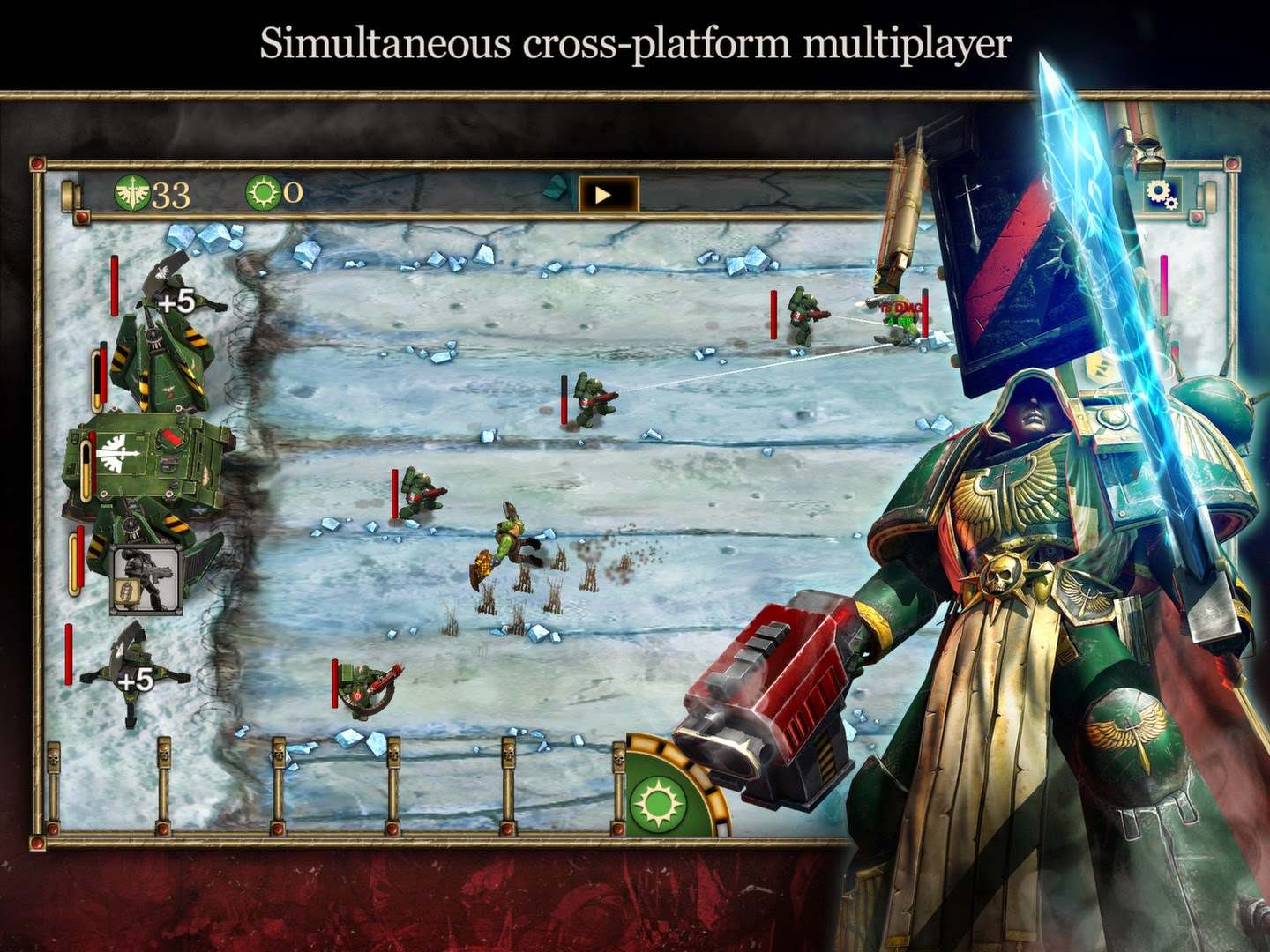 Warhammer 40000 Storm of Vengeance review