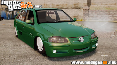 IV - Volkswagen Gol G4 Edit