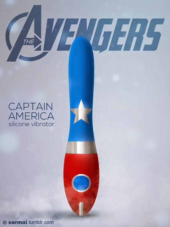 Duong Vat Gia Captain America