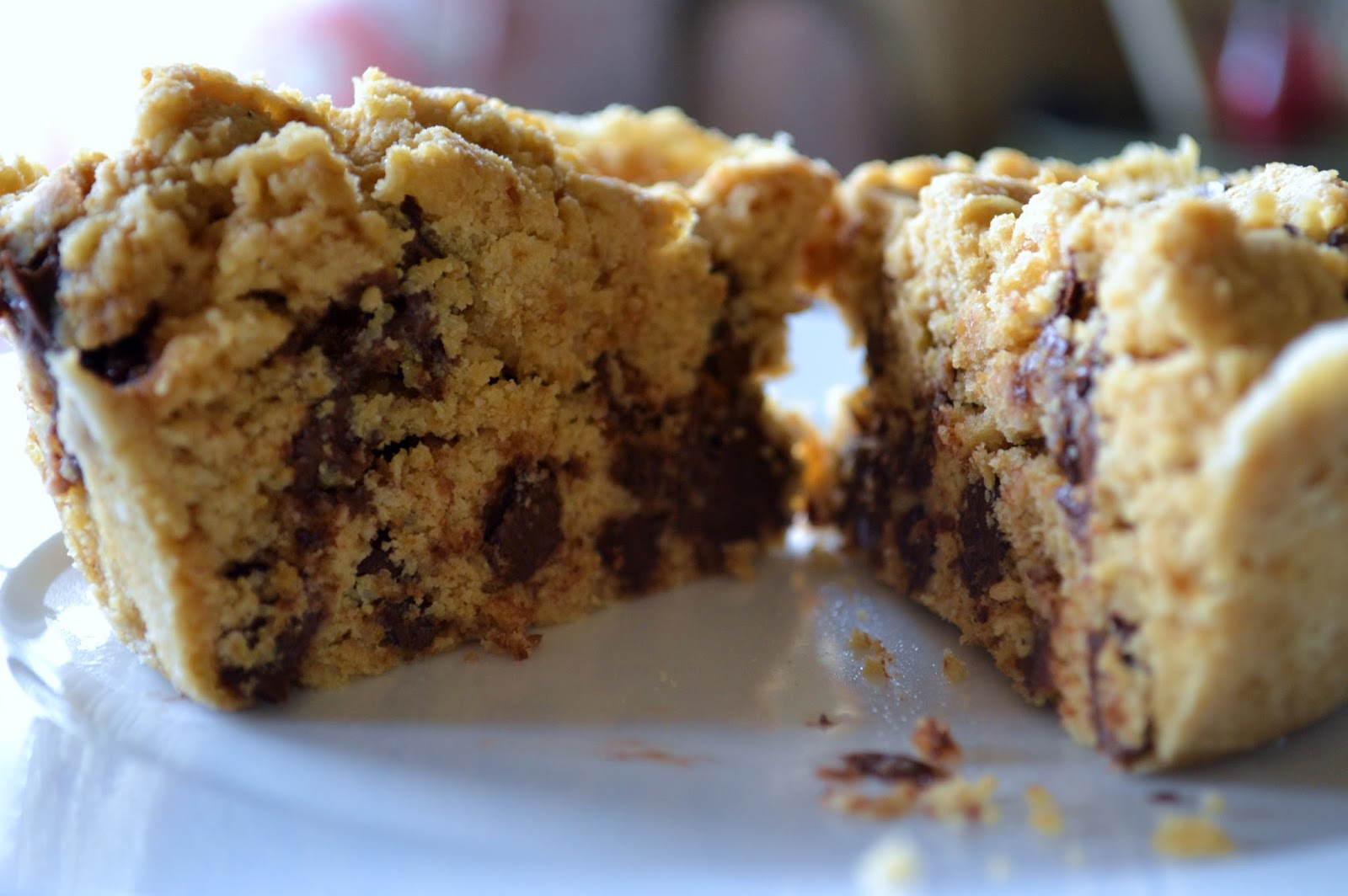 Jenna's Romantic Notions: Chocolate Chip Mug Cake