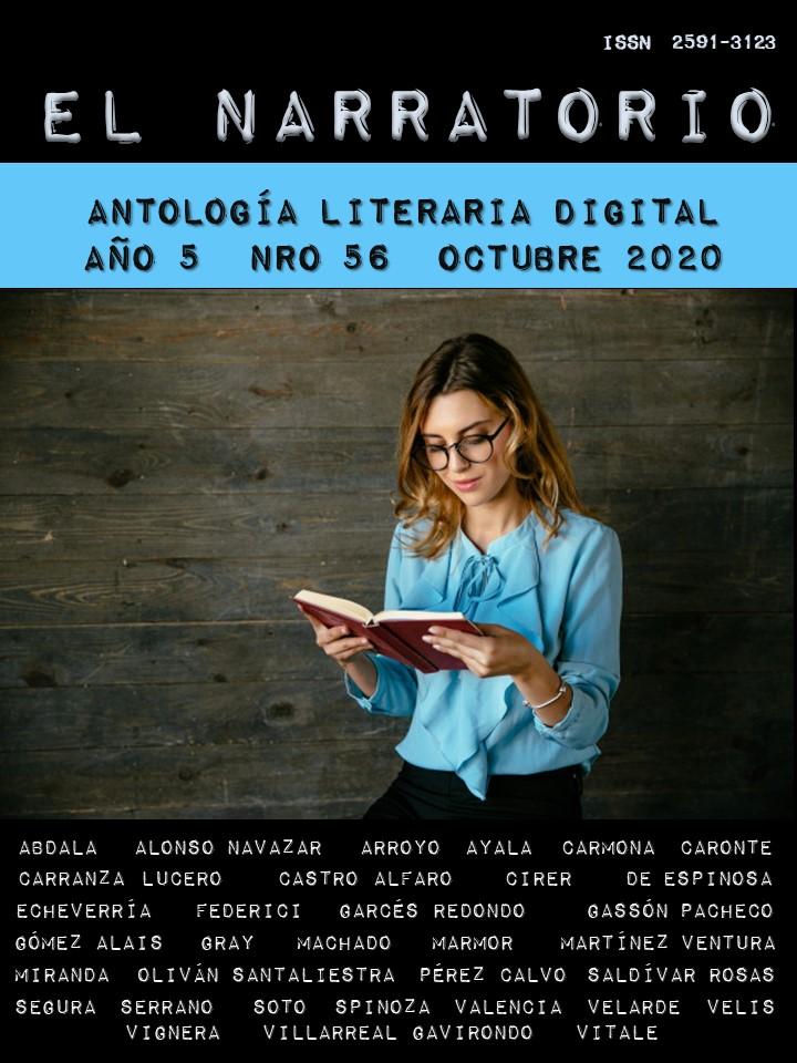 EL NARRATORIO  ANTOLOGÍA LITERARIA DIGITAL NRO 56