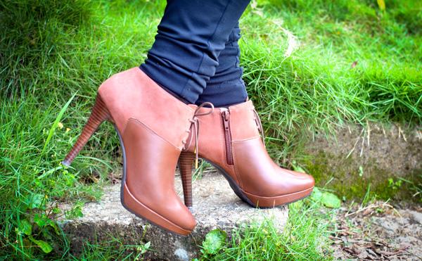 VIDEO TAG: Confissões de uma viciada em sapatos! - tendência ankle boot - bota de salto cano curto