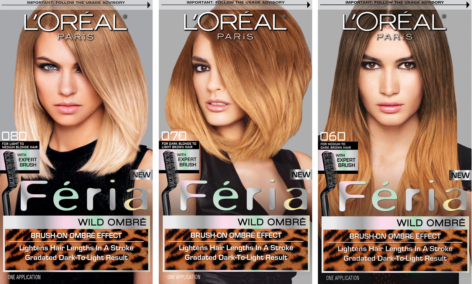 Oreal Paris Feria Wild Ombre Hair Colour Kit: Review and Results