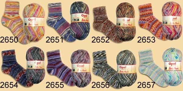 Вязание носков пряжа 24