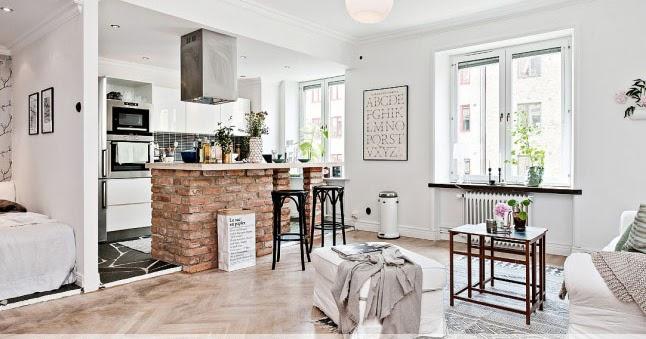 Arredare piccoli spazi mini loft metropolitano home for Arredare piccoli spazi