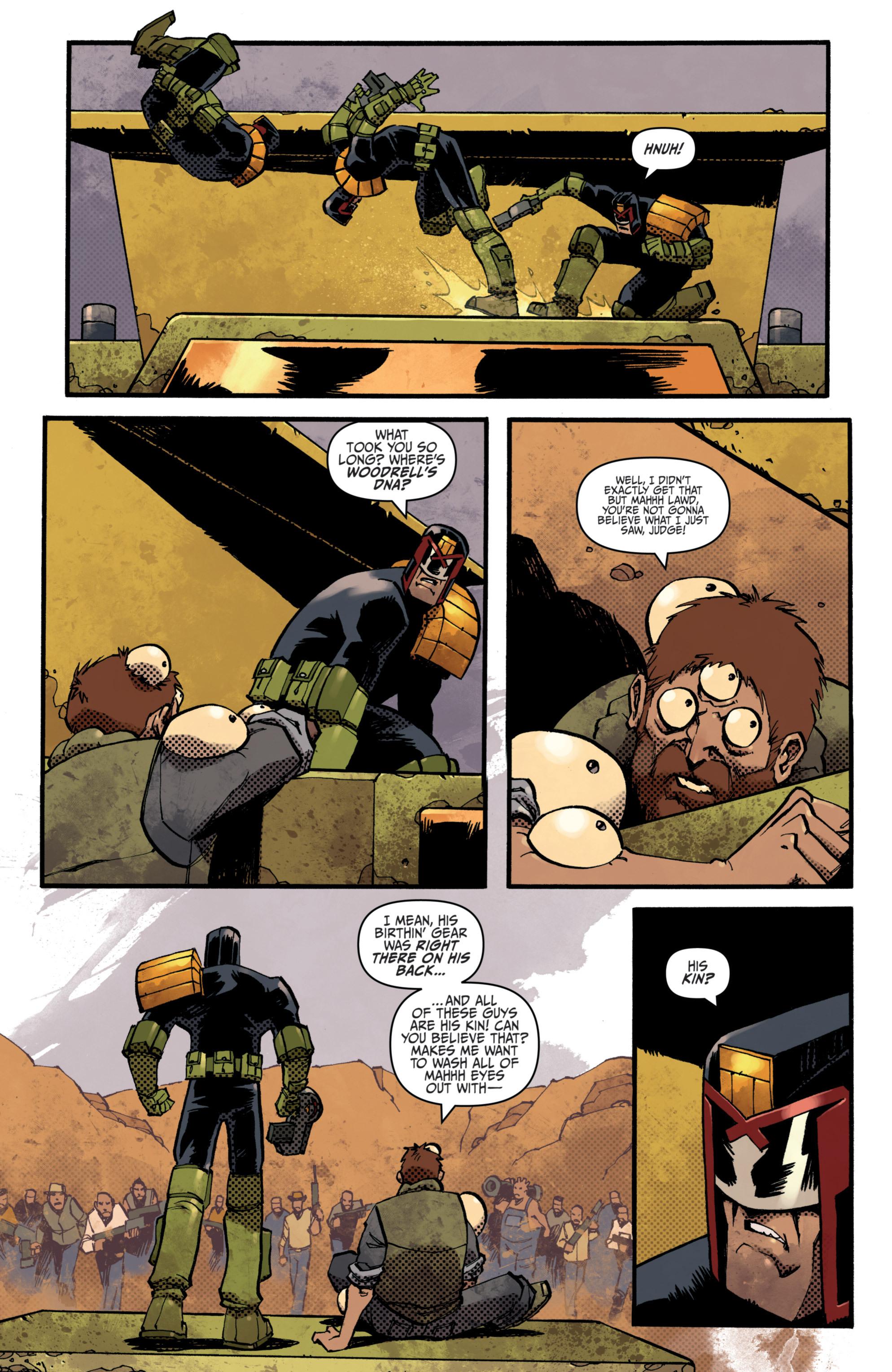 Read online Judge Dredd (2012) comic -  Issue # _TPB 3 - 45