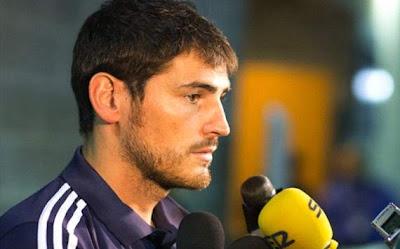 Casillas: «El Real Madrid no necesita a Falcao»