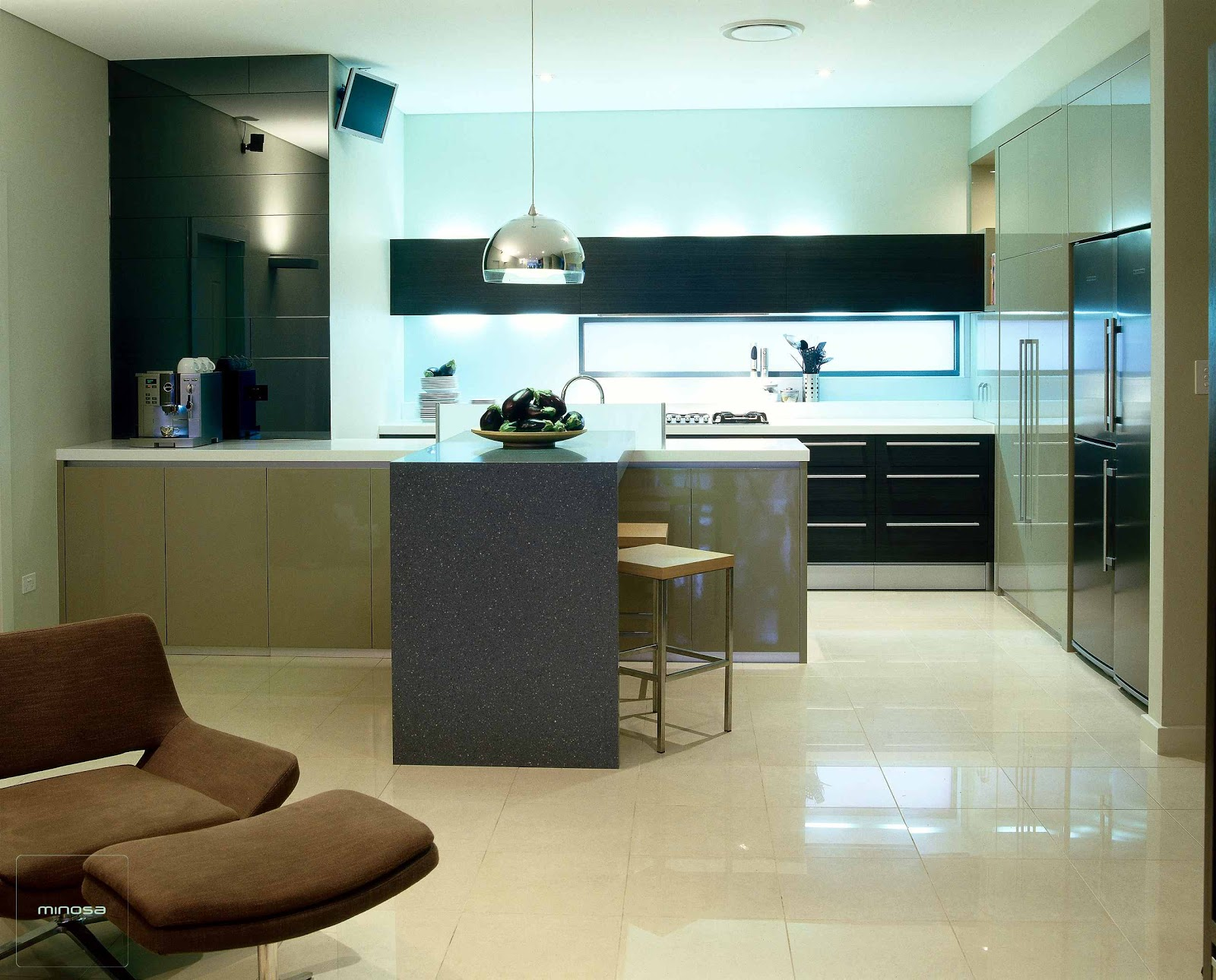 Minosa Kitchen Design The Balancing Act Between Design Function
