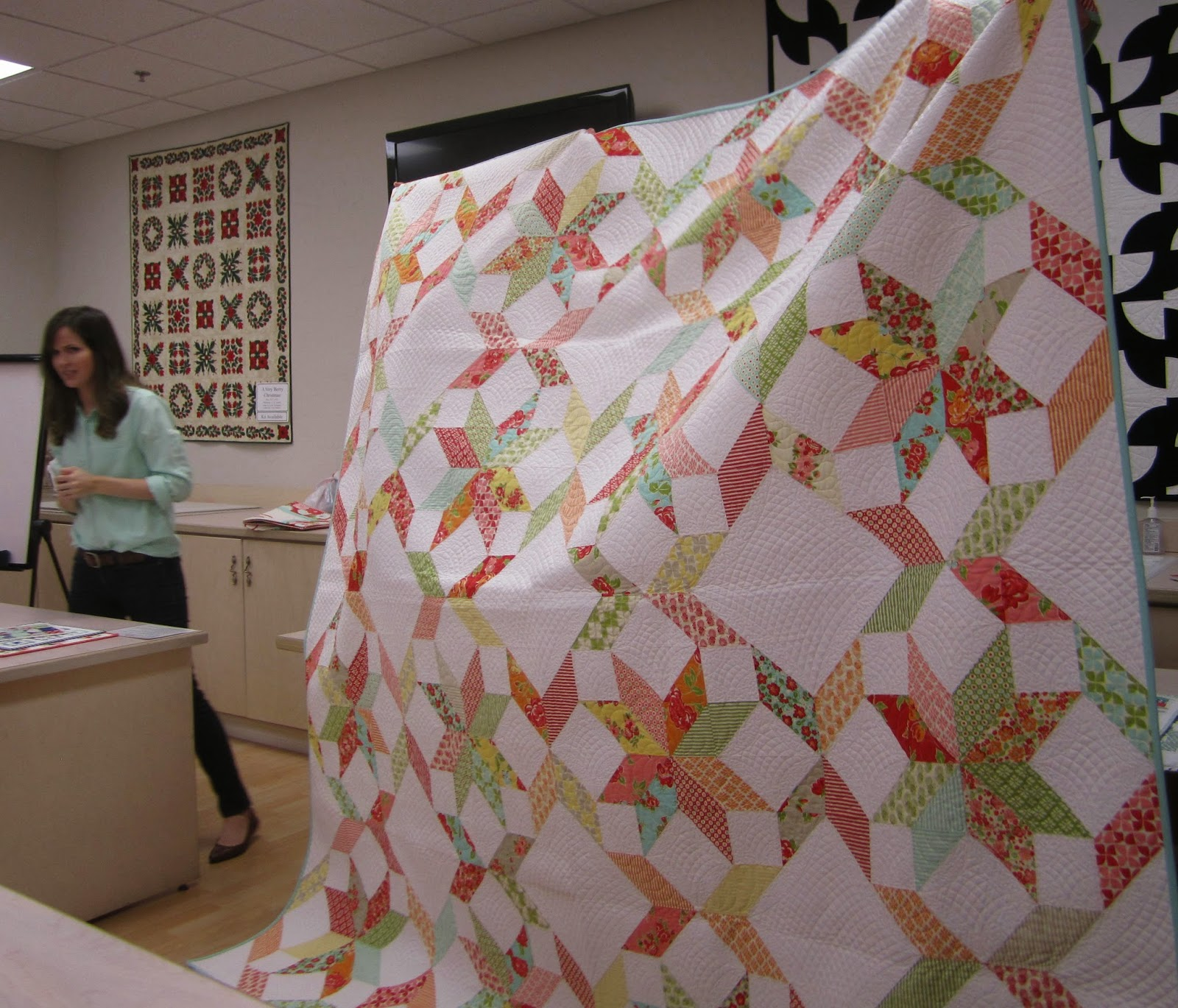 camille roskelley's fresh quilt
