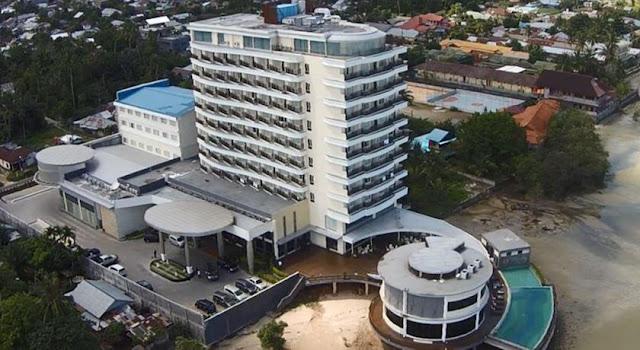 hotel bw suite tanjung pandan belitung