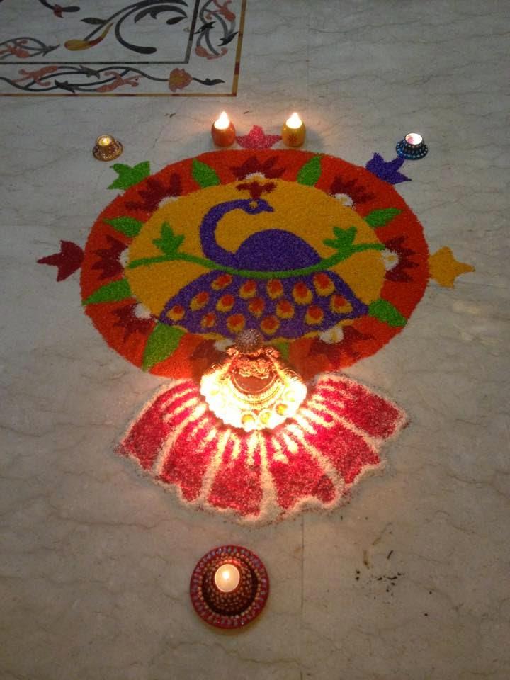 Rangoli Diwali Collection 18