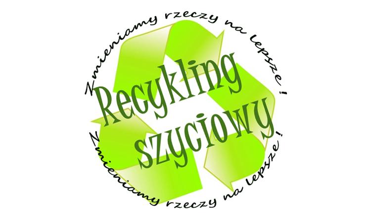 Październikowy recykling szyciowy – 2014