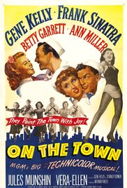 Watch On the Town Online Free 1949 Putlocker
