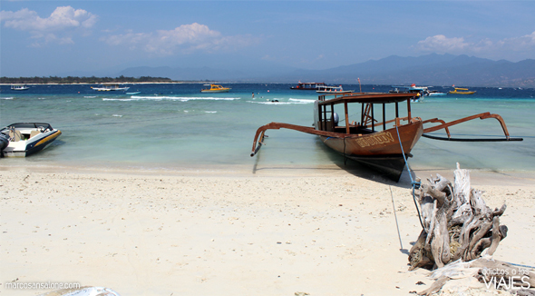 playa Gili Trawangan indonesia