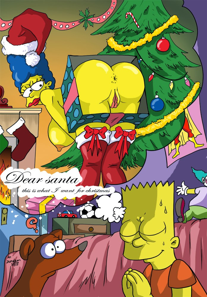 порно мультфильмы про сипсонов