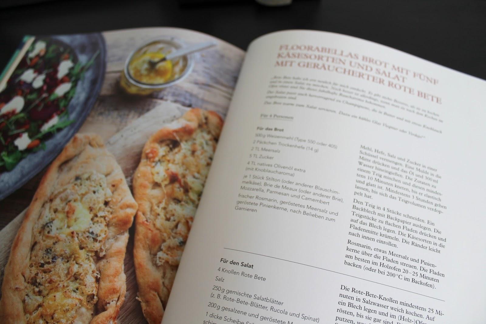Blick ins Buch Aus Liebe zum kochen