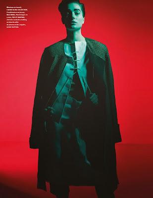 Josephine Le Tutour HQ Pictures Numero France Magzine Photoshoot March 2014
