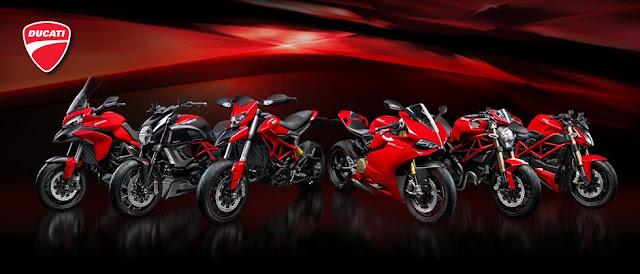 Ducati Lineup 2013 | Ducati Motorcycles Ducati hypermotard, Ducati superbike, Ducati streetfighter, Ducati sportclassic, Ducati multistrada, Ducati monster, all Ducati motorcycles rely on Desmodromic valve control system.