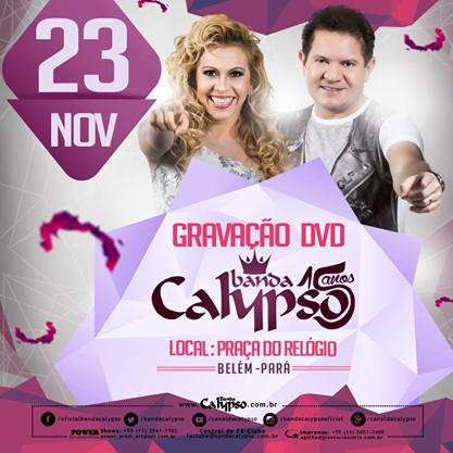 ::CalypsoNota10 Conctando Vc ao Mundo Calypso..