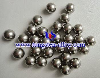 tungsten alloy sphere