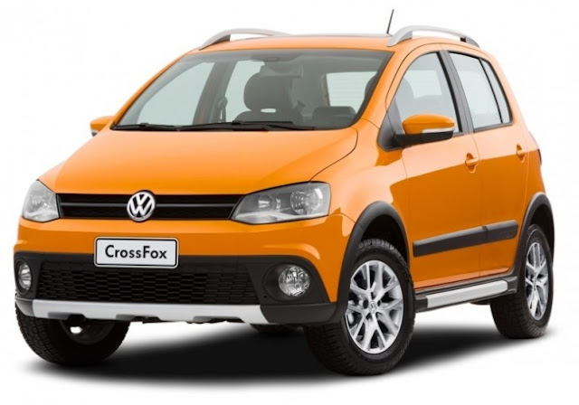 VW CrossFox 2013 - i-Motion automatizado