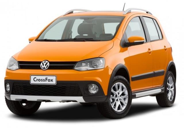 VW CrossFox 2013 - i-Motion automatizado