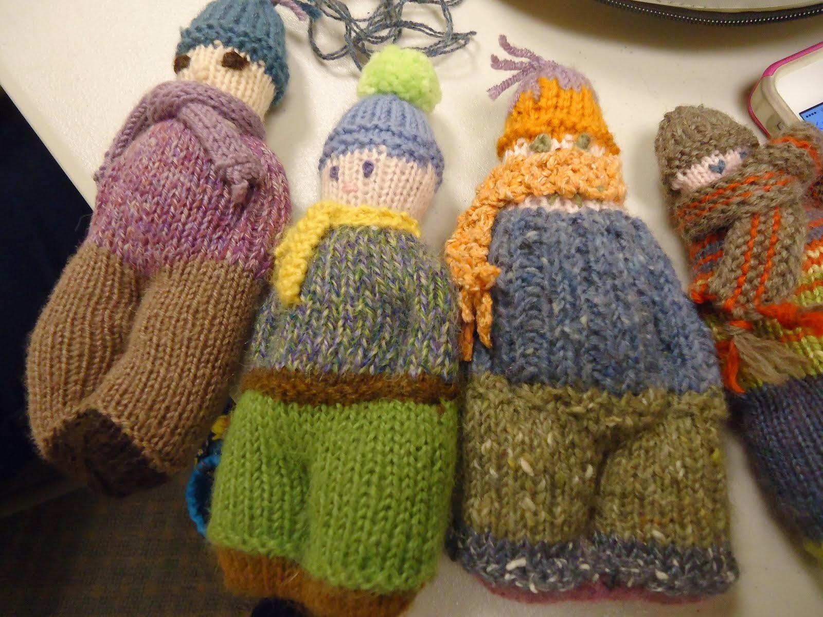 Warm Woolen Folk