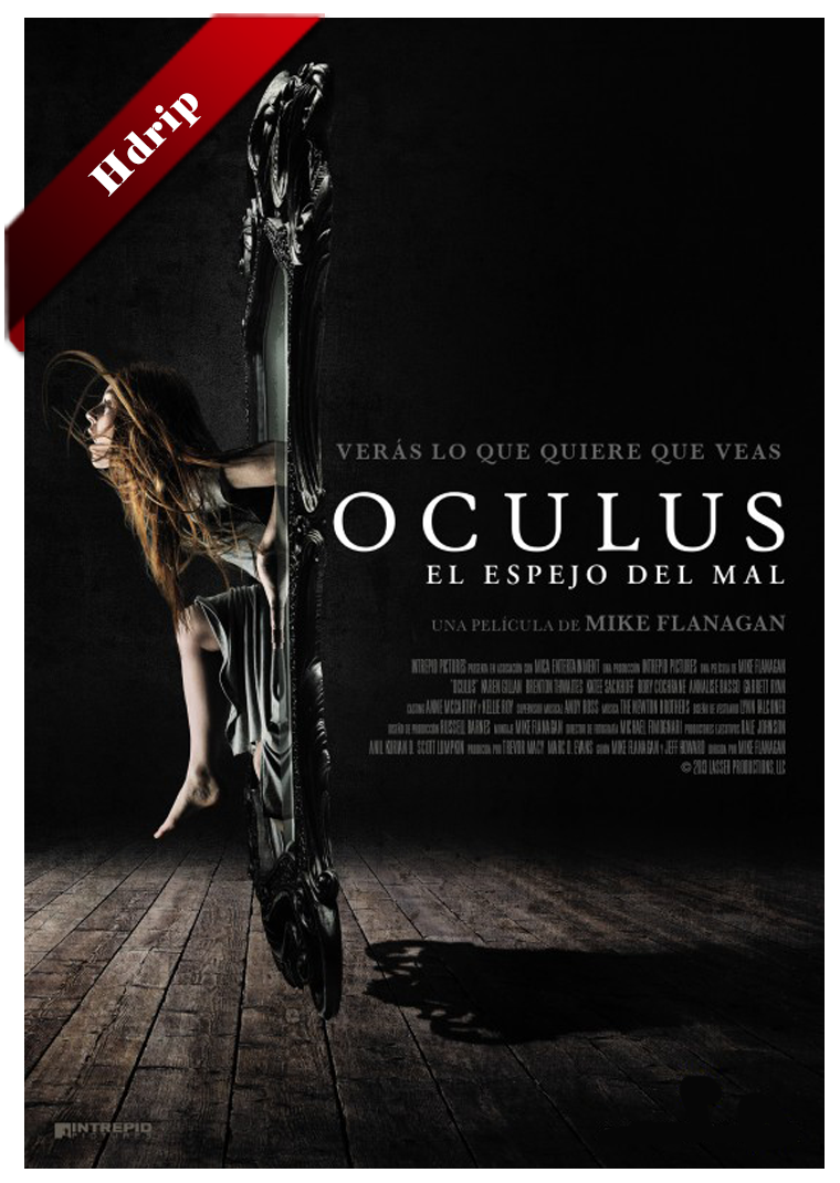 Oculus El Espejo Del Mal