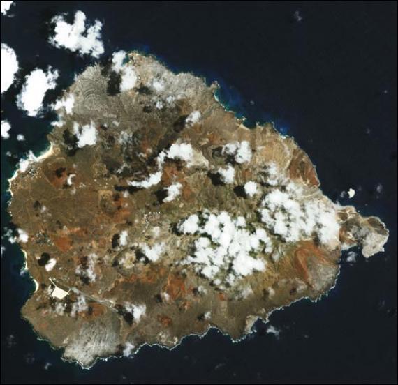 Pulau Ascension yang misterius