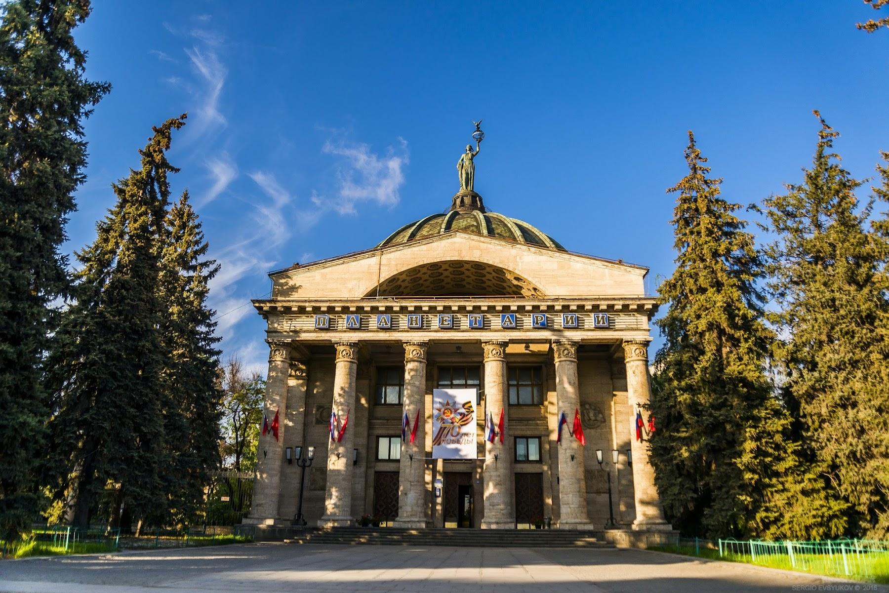 Достопримечательности Сталинграда
