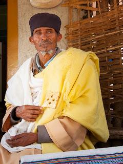 etióp pap Gonderben