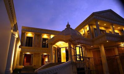 Foto Istana Baru Anang Dan Ashanti