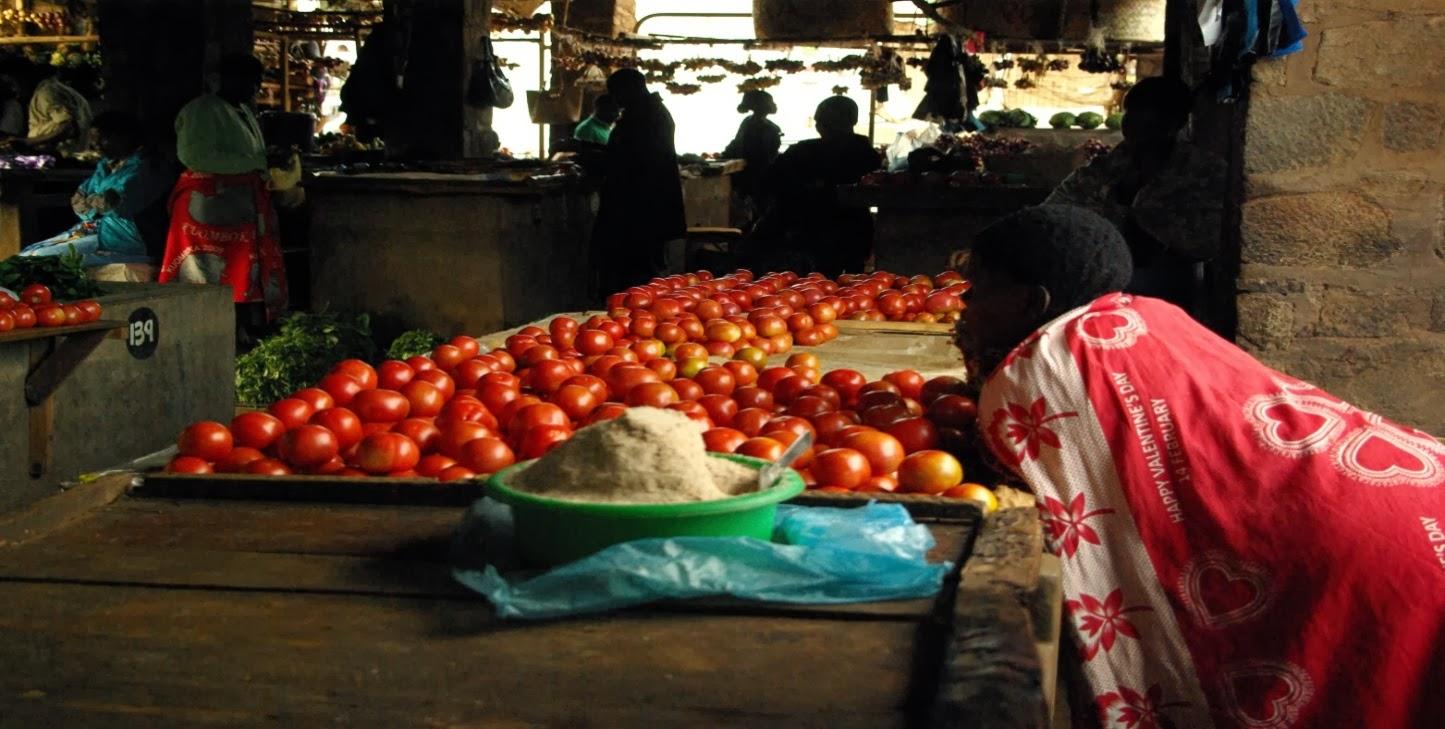 Malawi Market Place
