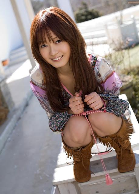 Ishihara Rina 石原莉奈 Photos 08