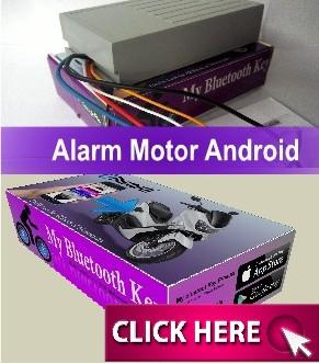 Alarm Motor Bluetooth