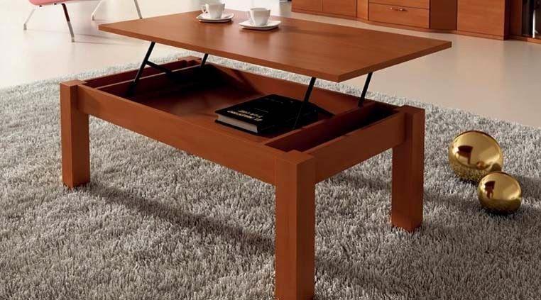 El desv n de la decoraci n mesas para el sal n for Mesas de comedor pequenas