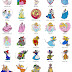 Cinderella, Little Mermaid, Sleeping Beauty - 75 Embroidery Designs