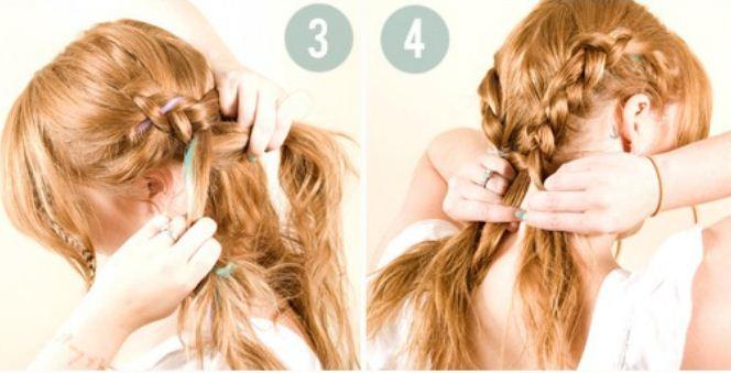 Top como hacer trenzas faciles wallpapers - Como hacer peinados faciles ...