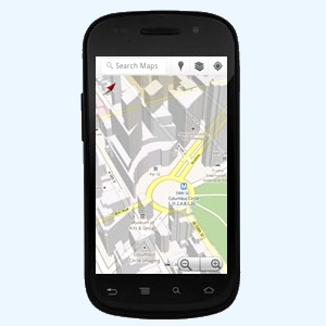����� ������ ������� ���� ��� Google Maps 2012 �����