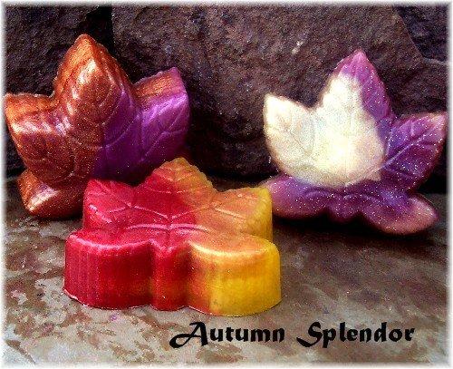 Autumn Splendor Soap by Bonnie Bartley, Soapsmith