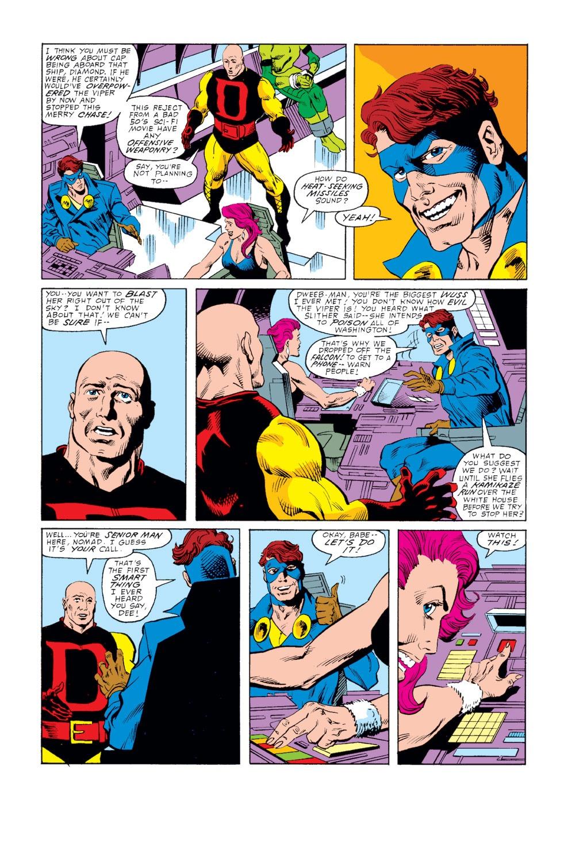 Captain America (1968) Issue #343 #273 - English 17