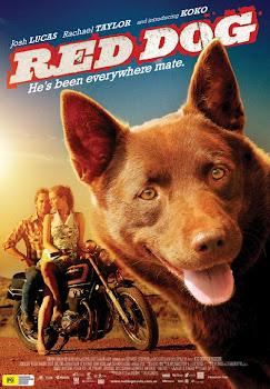 Las aventuras del perro rojo Poster