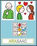 Logomedia utiliza pictogramas de Arasaac