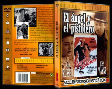 El Angel y el Pistolero [1947]